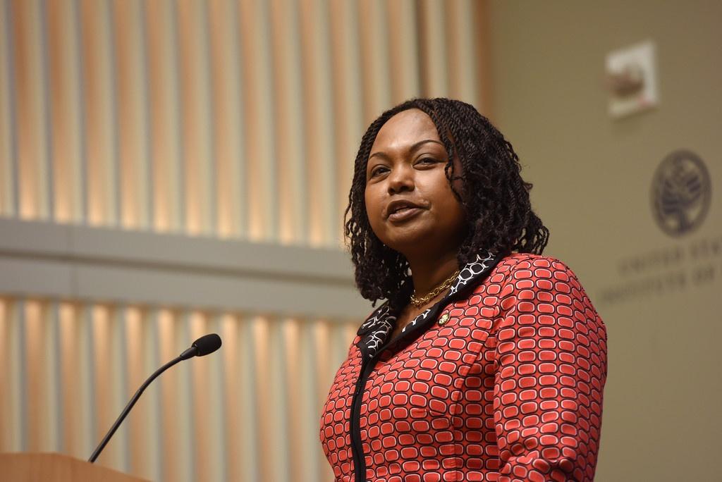 Ambassador Professor Mathilde Mukantabana
