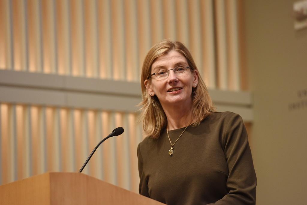 Nancy Lindborg, President at USIP